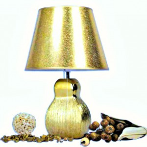 Abat-jour color Oro idea id casa