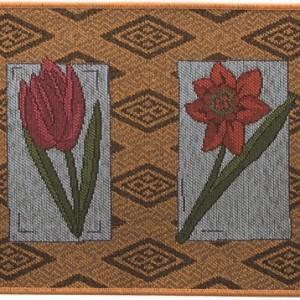 tappeto mosaico idea di casa