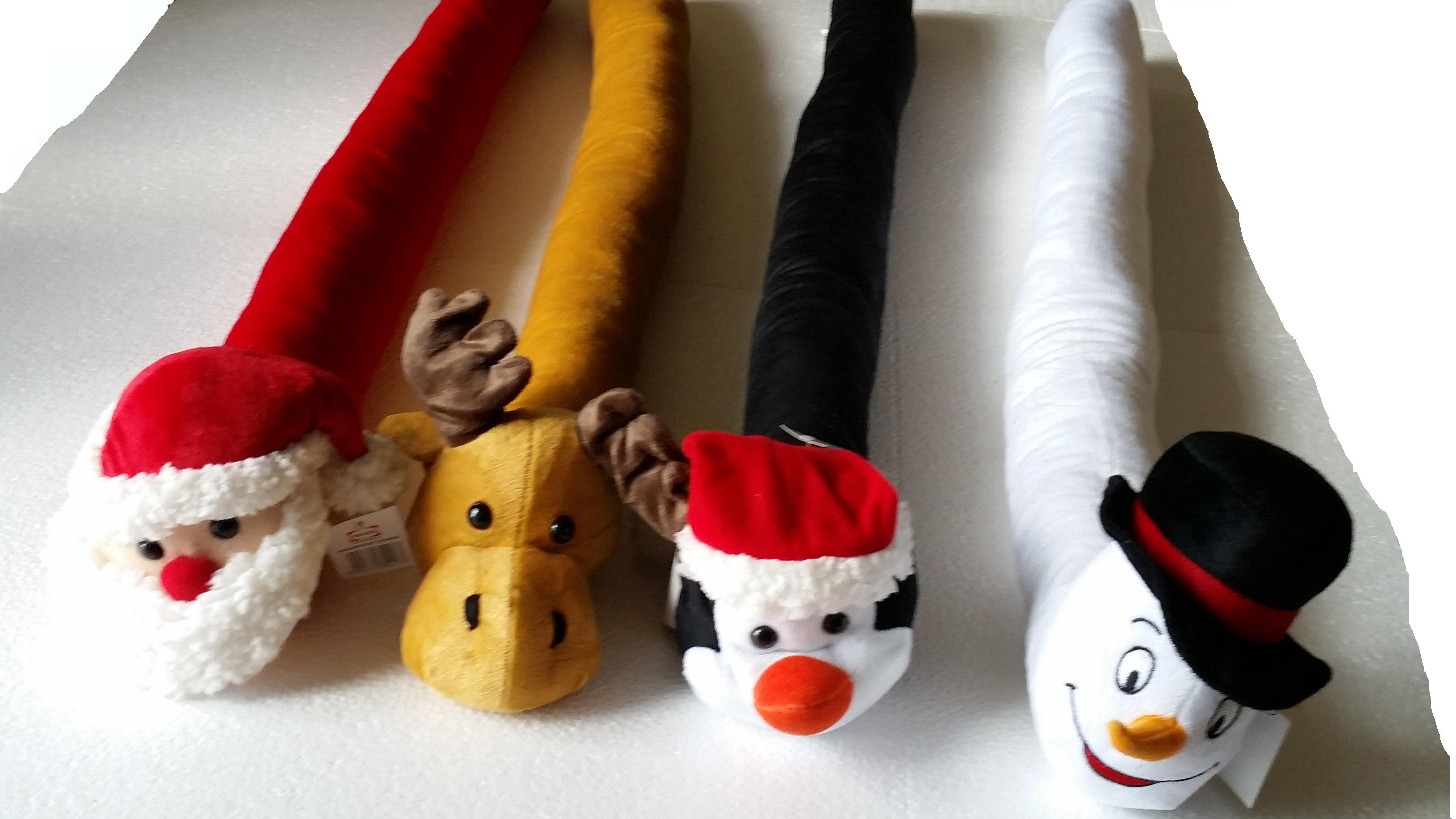 Paraspifferi Natale Ideadicasa