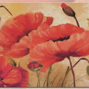 quadro su tela floreali idea di casa