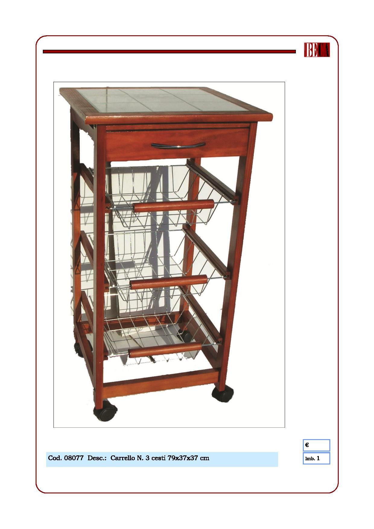 Carrello In Legno Portavivande Da Cucina Su Ruote In Legno Idea Di  #A24029 1240 1754 Mobili Bassi Per Sala Da Pranzo