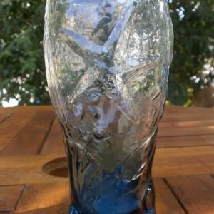 bicchieri in vetro lavorato idea di casa