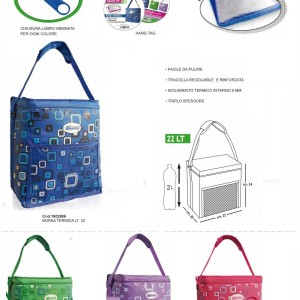 Borsa Miami 22 Lt www.ideadicasa.it