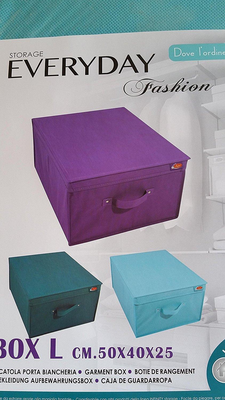 scatola porta biancheria tessuto liabel ideadicasa